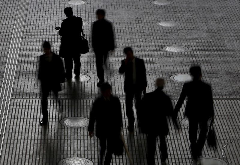 Japan's September jobless rate edges up from near three-decade low