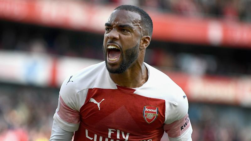 Arsenal 1 Liverpool 1: Lacazette checks Klopp's title bid