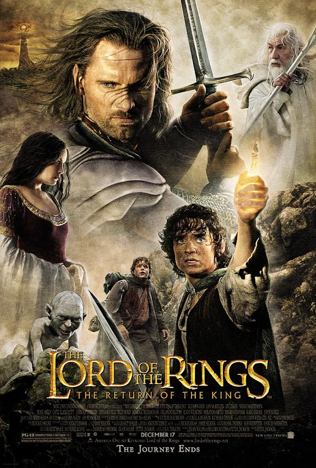 """The Lord of the Rings: Return of the King"" (2003)"
