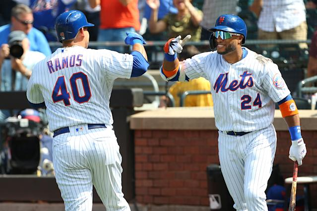 The Mets need to get it together out West if they hope to make a charge to the postseason. (Photo by Rich Schultz/Getty Images)