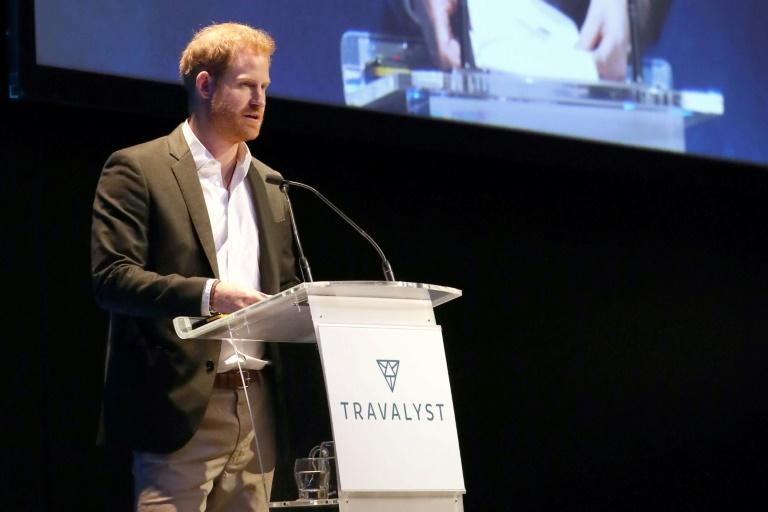 Harry used his remarks in Edinburgh to warn of the risks of huge increases in tourists at key locations