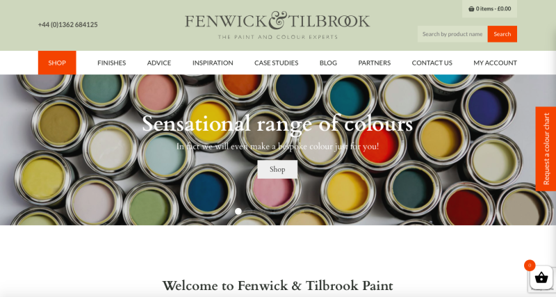 Photo credit: Fenwick & Tilbrook