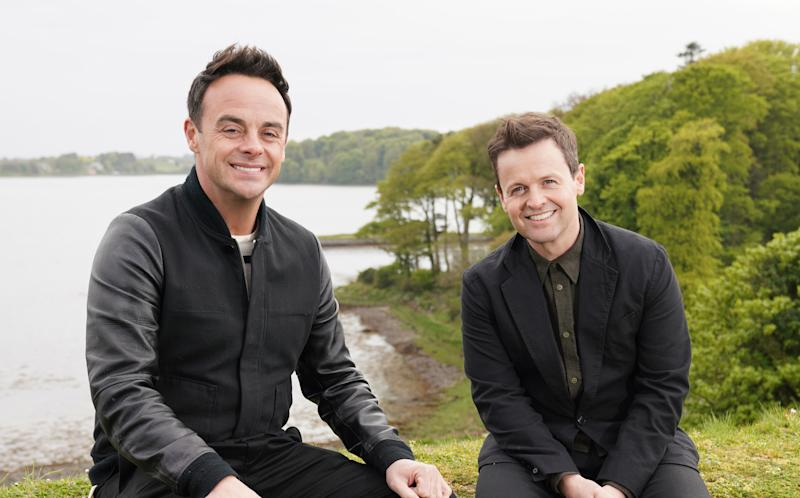 Ant and Dec will explore their family history in DNA Journey (Credit: ITV)