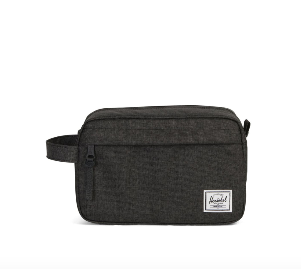 "<p><strong>HERSCHEL SUPPLY CO.</strong></p><p>nordstrom.com</p><p><strong>$35.00</strong></p><p><a href=""https://go.redirectingat.com?id=74968X1596630&url=https%3A%2F%2Fshop.nordstrom.com%2Fs%2Fherschel-supply-co-chapter-toiletry-case%2F3335690&sref=https%3A%2F%2Fwww.womansday.com%2Flife%2Fg964%2Fgifts-for-men%2F"" target=""_blank"">Shop Now</a></p><p>If he doesn't yet have an easy way to carry his toiletries on the go, then this dopp kit is essential. And even if he does, you might want to upgrade him with durable, easy-to-clean carrier. </p>"