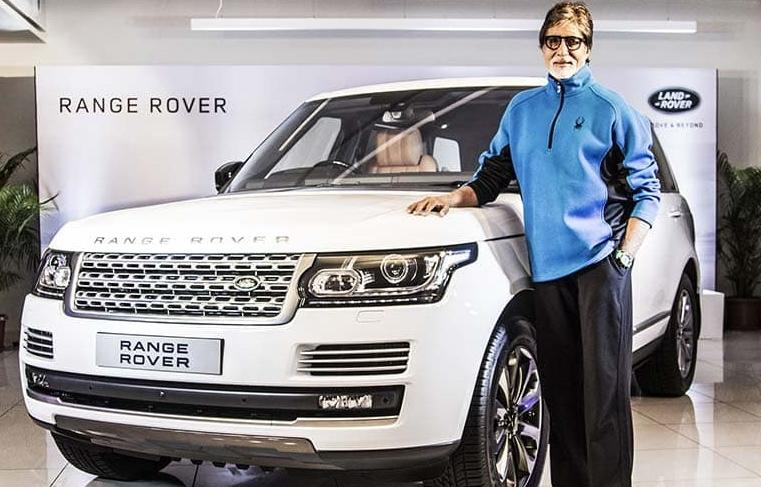 Big B has one of the fanciest garages in Bollywood and he is a long time Range Rover fan, as he has owned two of them. He was also one of the earliest owners of the new LWB (long wheelbase) model.