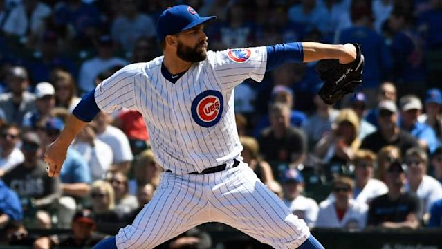 Luke Stuckmeyer talks with Tyler Chatwood, Kelly Crull catches up with Yu Darvish, and David Kaplan and David DeJesus weigh in on the starting rotation.