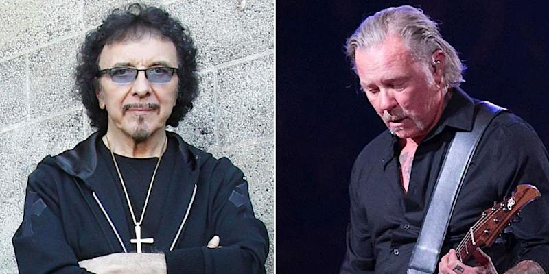 """Black Sabbath's Tony Iommi to Metallica's James Hetfield: You did the """"right thing"""" by entering rehab"""