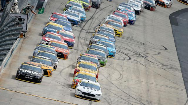 NASCAR has decided against holding mid-week Monster Energy Cup points races next season.