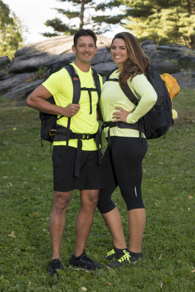 <p>Dating lifeguards from Miami<br><br>(Photo: John Paul Filo/CBS) </p>