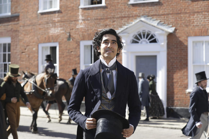 Film Review - The Personal History of David Copperfield