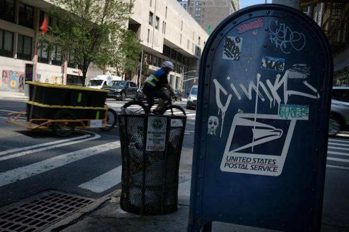Some say the US Postal Service (USPS) is unduly removing street mailboxes before the 2020 election