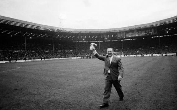 Stand Red - Here's a chance for Liverpool fans to celebrate the great Bob Paisley