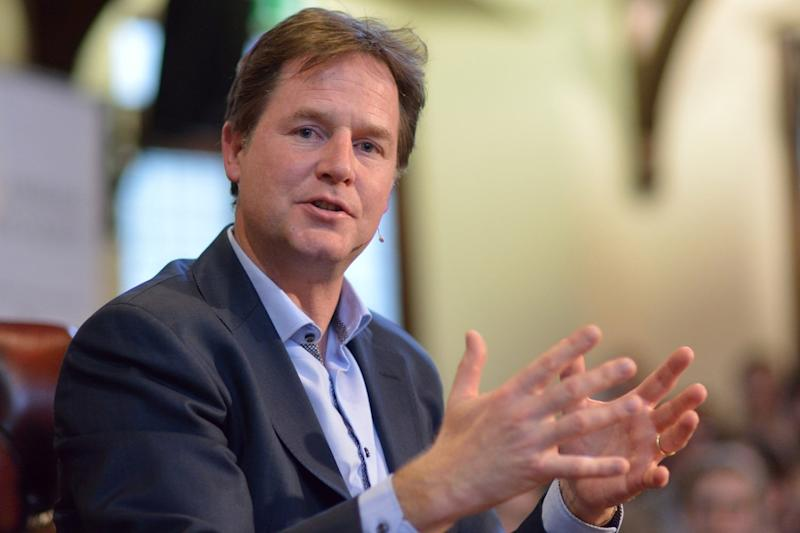 Facebook has hired Nick Clegg, the former UK deputy prime minister: Chris Williamson / Contributor / Getty Images