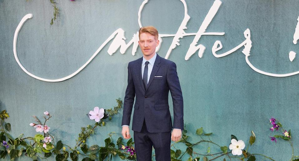 Domhnall Gleeson attends the U.K. premiere of <em>Mother!</em> (Photo: Ray Tang/Anadolu Agency/Getty Images)