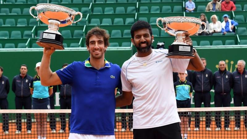 Rohan Bopanna Wins First ATP Title in 3 Months