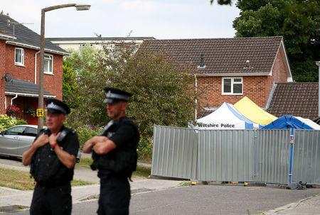 Novichok victim Charlie Rowley leaves hospital