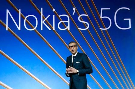 Nokia says it has moved ahead of Huawei in 5G orders