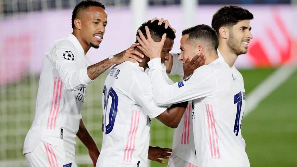 Champions League, Real Madrid beat Liverpool in quarter-finals (first leg)