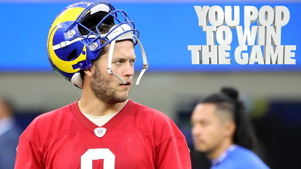 Of all the quarterbacks who changed teams during the offseason, Matthew Stafford of the Los Angeles Rams is poised to make the greatest impact. (Photo by Katelyn Mulcahy/Getty Images)