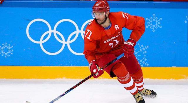 Ilya Kovalchuk has many potential suitors, but none as good as the Bruins. (Photo by Jean Catuffe/Getty Images)