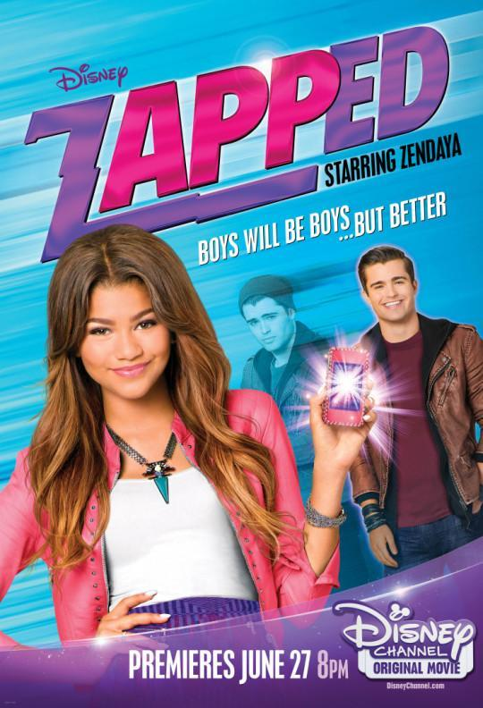 <p>Current Disney grand dame (and future <i>Spiderman: Homecoming</i> star) Zendaya stars as an ordinary teen with an app on her phone that controls BOYS. Can you imagine such a thing? Get it together, Google.<br><br><i>(Credit: Disney Channel)</i> </p>