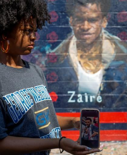 Renford's boyfriend, 16-year-old Zaire Kelly, was attacked and killed in an apparent robbery attempt while on his way home from a college preparatory class