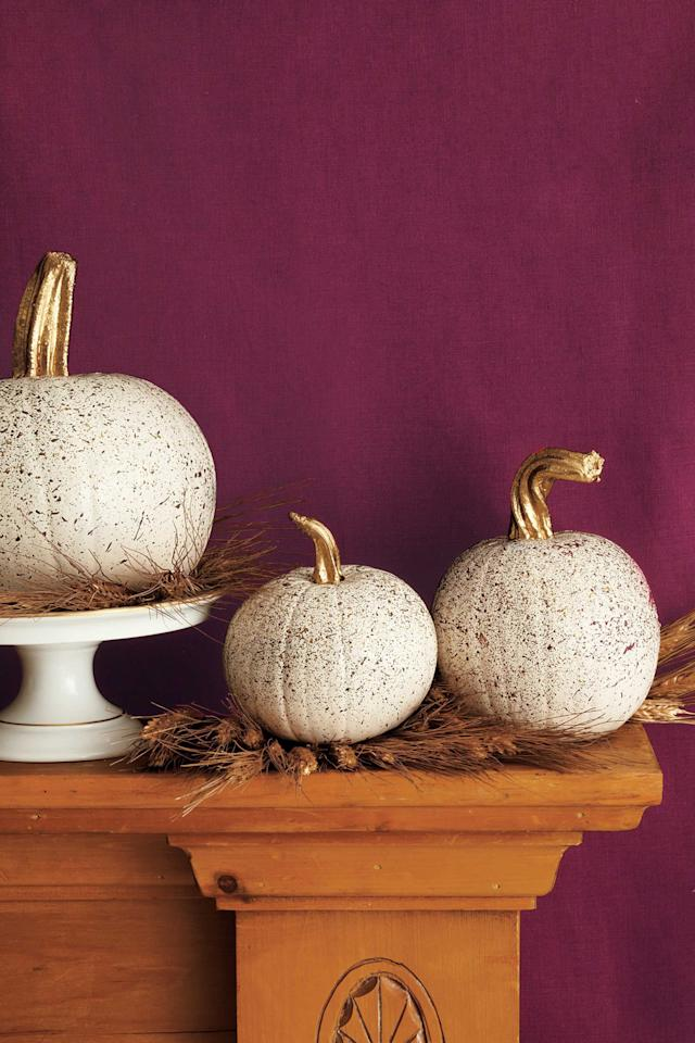 "<p>There's something about <a rel=""nofollow"" href=""https://www.womansday.com/life/travel-tips/g3199/fall-foliage-train-rides/"">the colors of fall</a> that make it so much fun to decorate. We're talking orange pumpkins, deep red leaves, and rich brown pinecones. Dress up your home for the season with these <a rel=""nofollow"" href=""https://www.womansday.com/home/decorating/g269/easy-fall-centerpiece-ideas-124043/"">fun DIY projects</a> and tutorials. </p>"