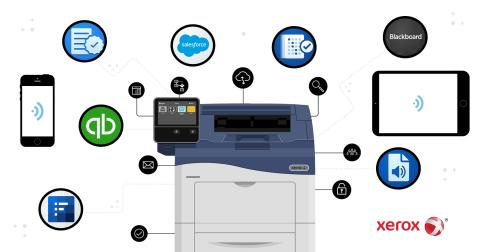 New Xerox ConnectKey Apps Speed Digital Transformation for Enterprises, SMBs