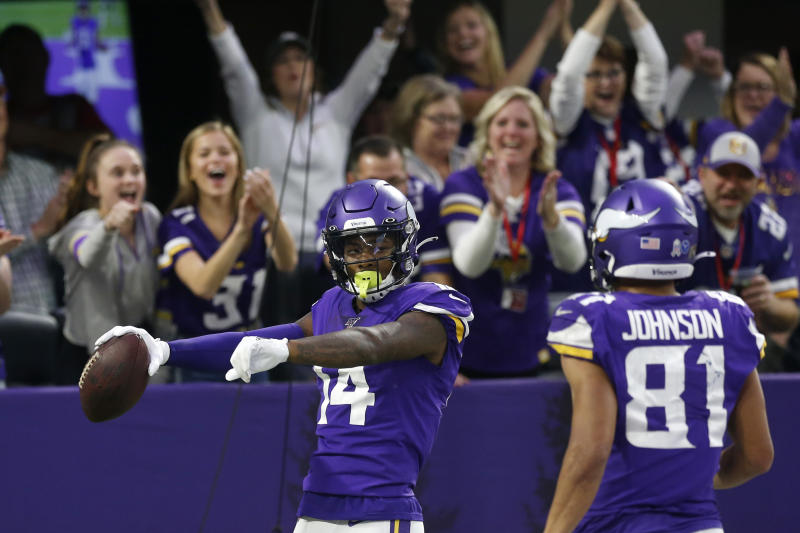Playoffs are looking good for Vikings after win over Chargers