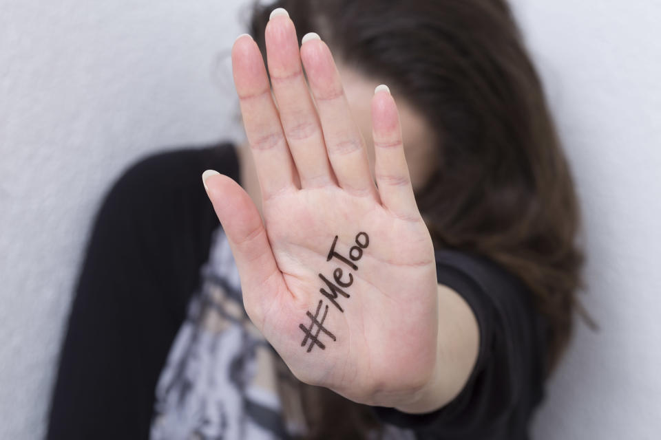 Has #MeToo changed the world? [Photo: Getty]