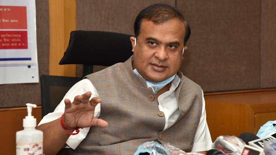 Himanta Biswa Sarma Became the 15th Chief Minister of Assam