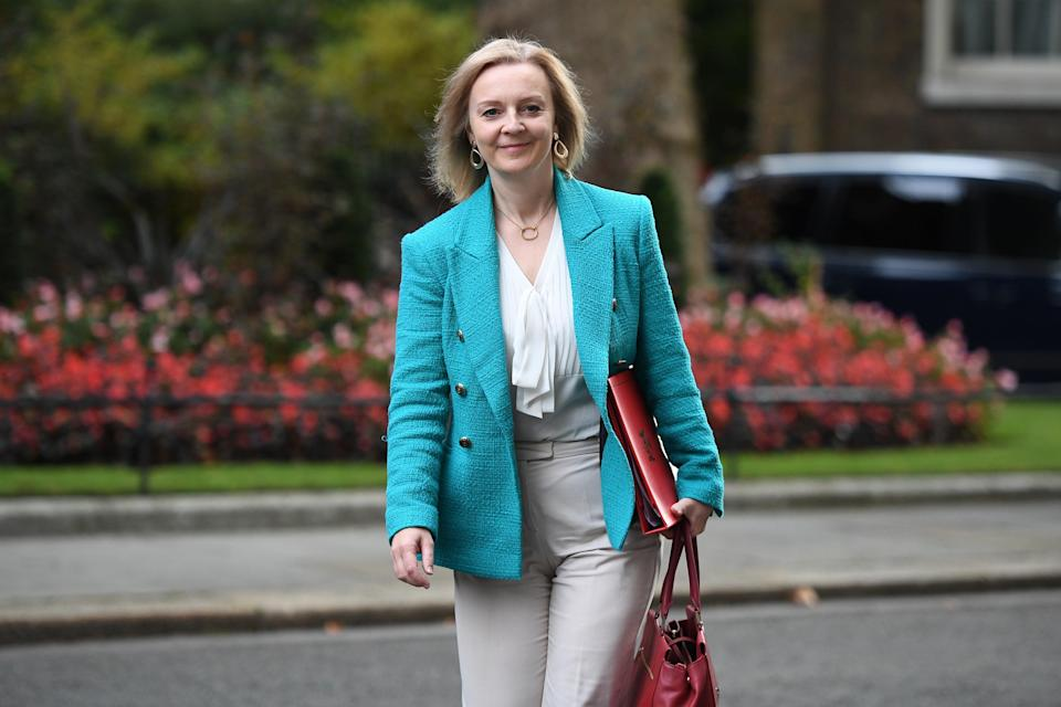 Liz Truss is under fire for denying MPs a vote on 'really important matters for the future of food' (Getty)