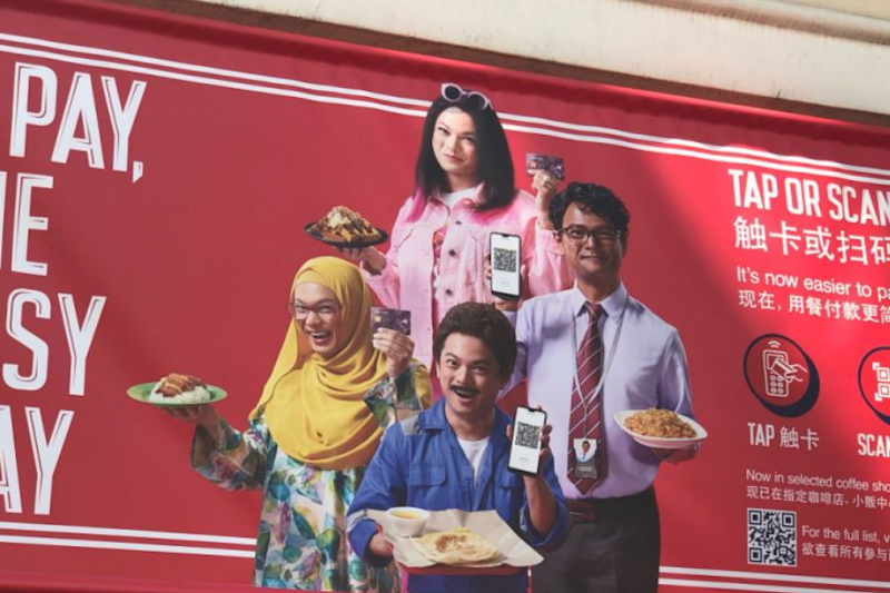 Racist Ad With Actor 'Brownfaced' to Look Indian Sparks Outrage in Singapore