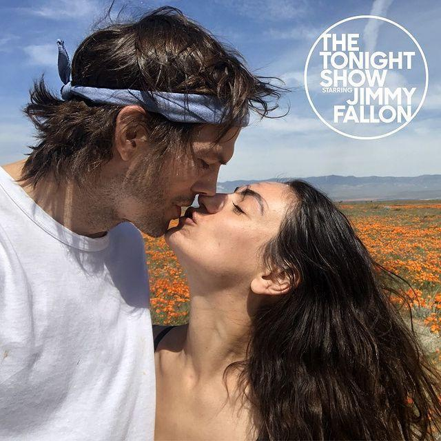 """<p>While shacked up in Oregon, Ashton Kutcher and Mila Kunis decided to start a new business venture—<a href=""""https://www.oregonlive.com/wine/2020/04/hollywood-power-couples-oregon-quarantine-wine-is-an-overnight-sensation.html"""" rel=""""nofollow noopener"""" target=""""_blank"""" data-ylk=""""slk:making wine"""" class=""""link rapid-noclick-resp"""">making wine</a>. All of the profits went to COVID-19 relief. The wine was so popular they sold more in one morning than what most Oregon wineries sell in a year. </p><p><a href=""""https://www.instagram.com/p/B_yfeOsHEBJ/"""" rel=""""nofollow noopener"""" target=""""_blank"""" data-ylk=""""slk:See the original post on Instagram"""" class=""""link rapid-noclick-resp"""">See the original post on Instagram</a></p>"""