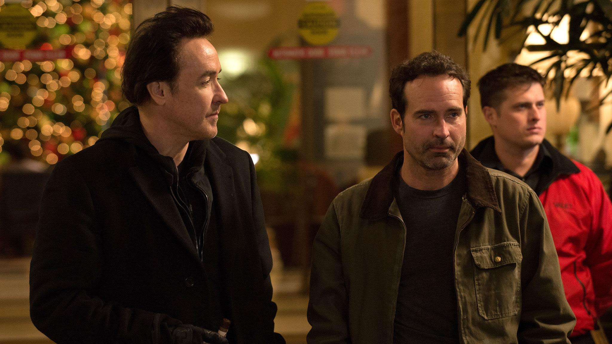 John Cusack and Jason Patric in 'The Prince'
