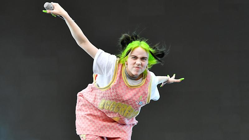 """Billie Eilish Told a Fan Who Stole Her Ring at ACL Festival to """"Take Care"""" of It"""