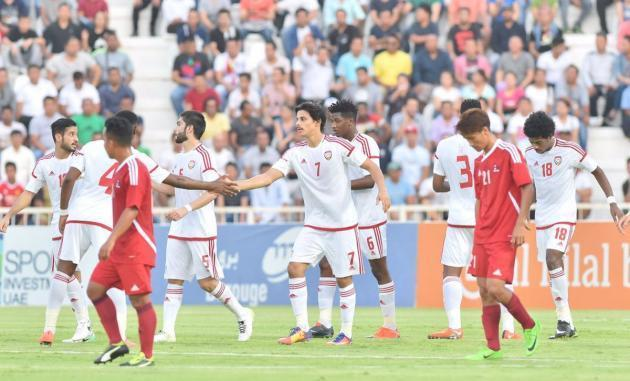 2018 AFC U-23 Championship Qualifiers: UAE make promising start with 5-0 win over Nepal