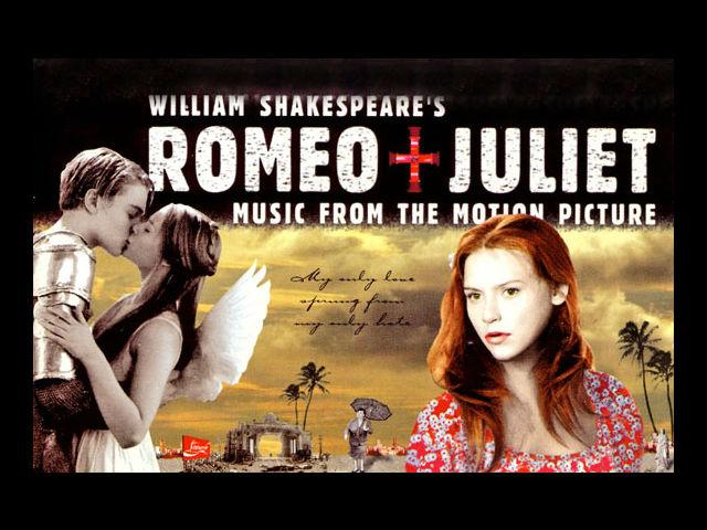 <b>4. Romeo & Juliet </b><br>A Shakespearean adaptation that nailed it, right where it was supposed to. The blue-eyed Leonardo plays Romeo to perfection, and you might have to excuse your girl while she goes 'ballistic'ally numb over him and the tragedy.