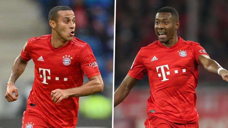 Bayern boss Flick says Thiago & Alaba are still in his plans but confirms Perisic is heading back to Inter
