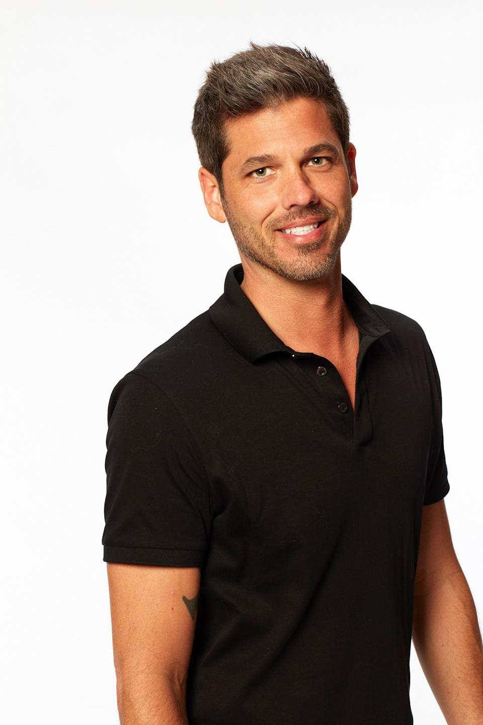 """Jeremy, 40, is officially the oldest contestant ever to come on <em>The Bachelorette</em>. I'm all for more age diversity in Bachelor Nation, but Jeremy claims he's still single because his hometown of Washington, D.C., """"is just full of type-A women that he doesn't get along with."""" Excuse me, sir. Speaking as a type-A woman, maybe the problem is we don't get along with <em>you</em>."""