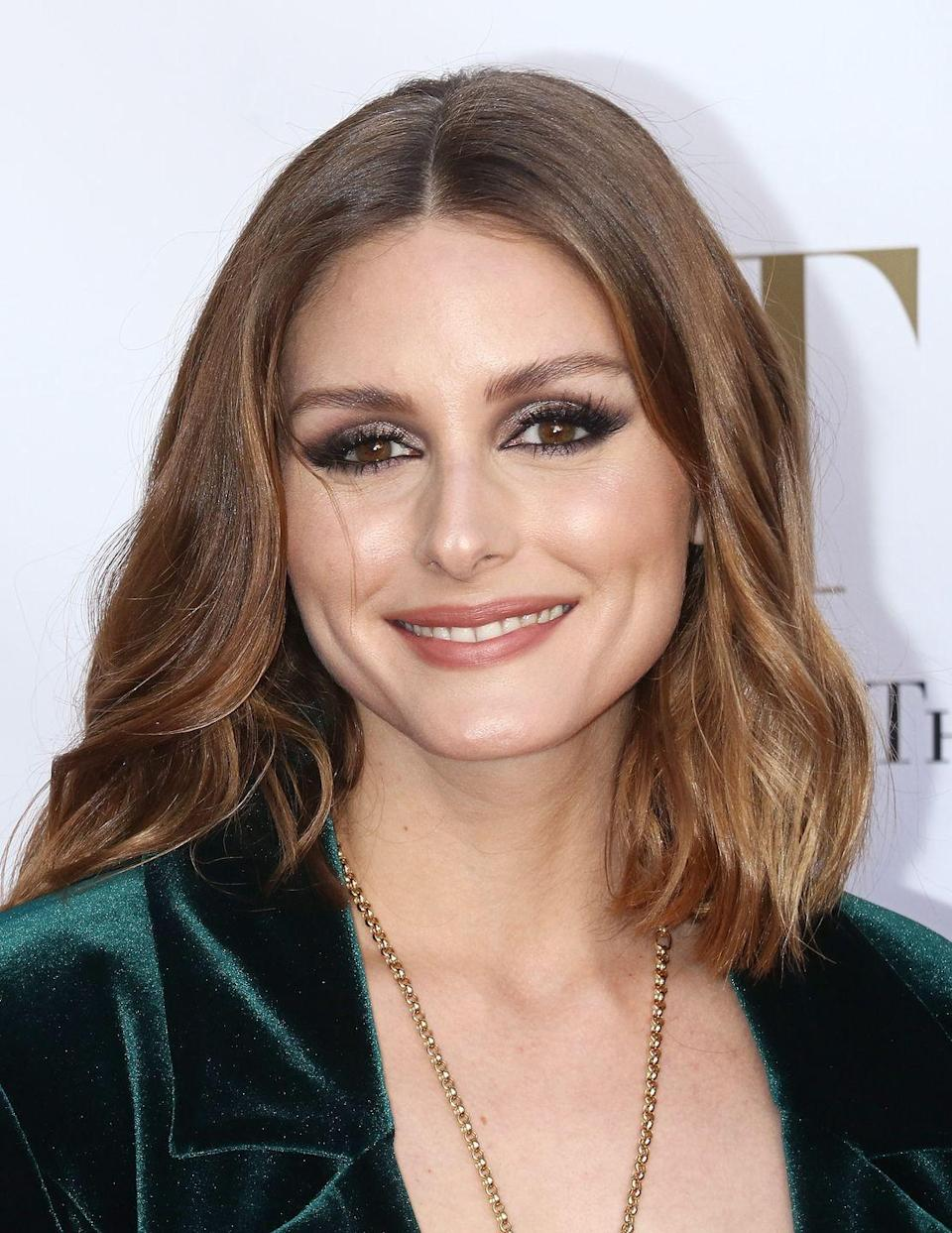 <p>Lint also expects to see more ashy shades on brunettes like <strong>Olivia Palermo</strong>. If you have dark hair but want to liven it up for the months ahead, you should consider requesting this softer tone the next time you're in the salon. </p>