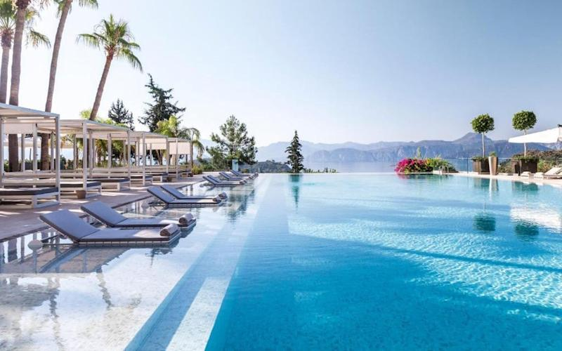 D-Hotel Maris, Marmaris, Turkey
