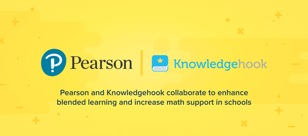 Collaboration: Pearson and Knowledgehook to bolster digital support in schools to improve math outcomes