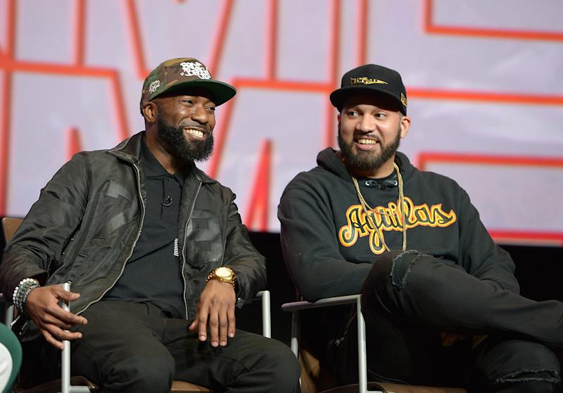 Desus and Mero to host Showtime's first weekly late-night talk show