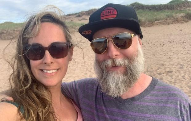 Monique Bisson-Gironi and her husband, Matteo Gironi, moved to Prince Edward Island in January. The couple moved to the Island after enjoying their vacation here three years ago. (Monique Bisson-Gironi - image credit)
