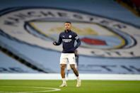 Manchester City forward Gabriel Jesus scored in the 1-1 draw against Liverpool