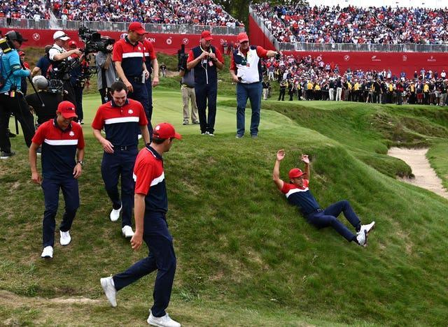 43rd Ryder Cup – Day Three – Whistling Straits