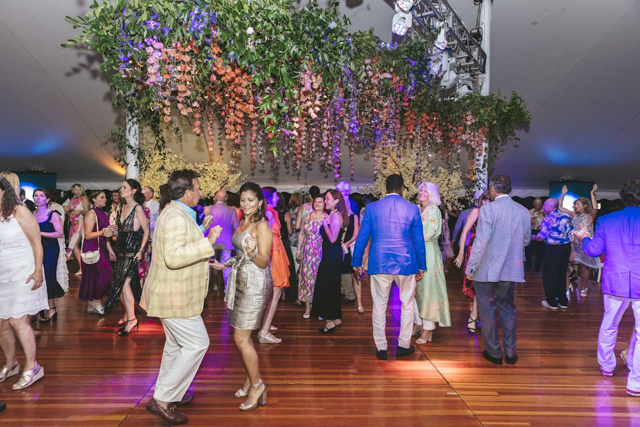 """<p>On July 19, the Newport Art Museum honored Gertrude Vanderbilt Whitney and Howard Gardiner Cushing at its annual Artists' Ball. After Cushing's untimely death in 1916, Whitney commissioned the Cushing Building at the museum to the American Impressionist's memory. Many of Cushing's works are now <a href=""""https://newportartmuseum.org/exhibitions/howard-gardiner-cushing-the-beautiful-things-of-life/"""" target=""""_blank"""">on view at the museum.</a>  </p>"""