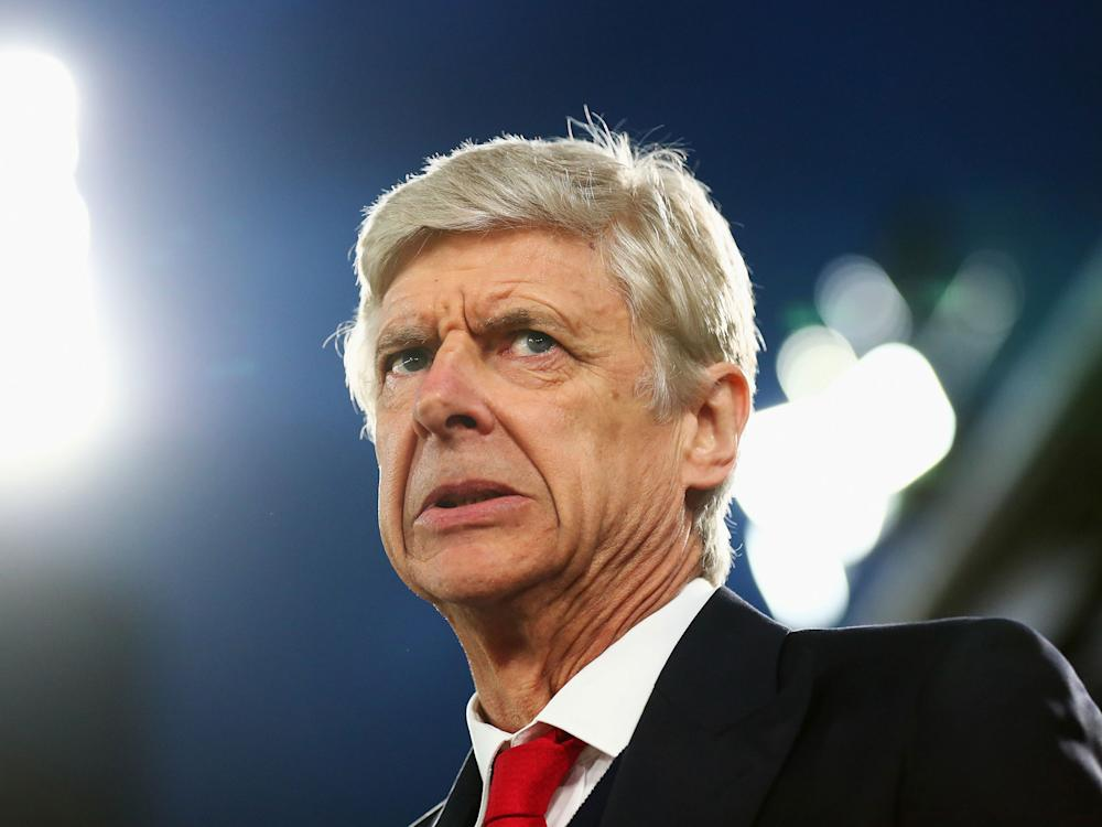 Arsene Wenger's side face a tough end to the season: Getty