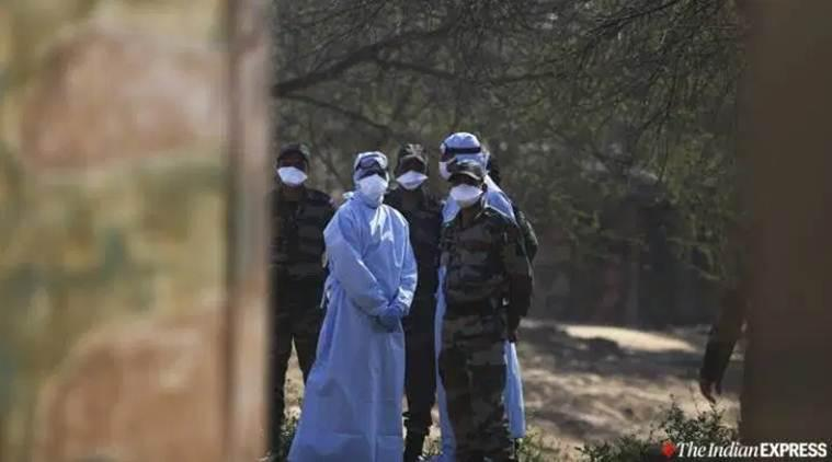 coronavirus, coronavirus indian army, coronavirus india, COVID 19 cases, indian express, india news